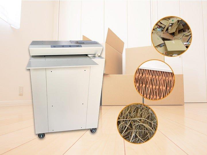 carboard shredding equipment