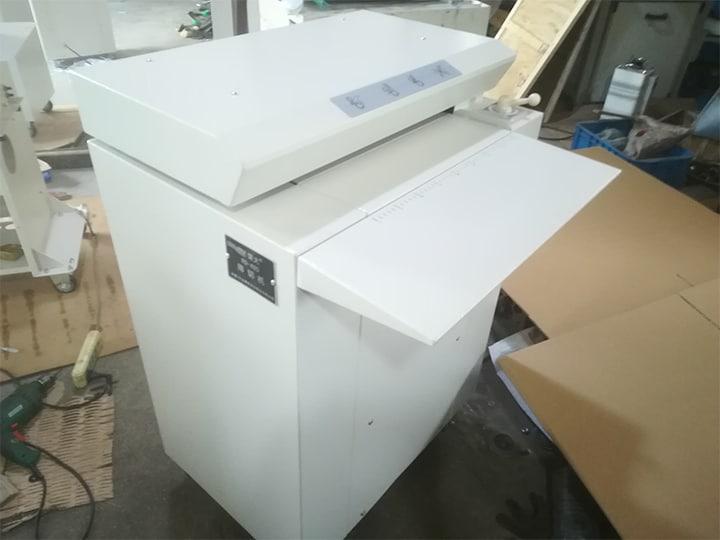 carton shredder